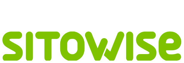 Sitowise Logo with top margin